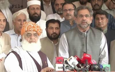 وزیر اعلی بلوچستان کے خلاف تحریک عدم اعتماد کامعاملہ، وزیراعظم نے مو لانافضل الرحمان سے مددمانگ لی