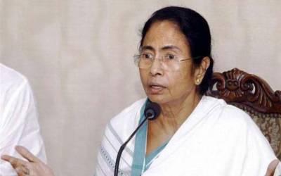 بنگالی وزیراعلیٰ ممتابینرجی نے مغربی بنگال کا نام بدلنے کی تجویز دیدی