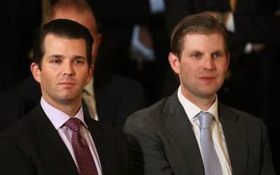 ڈونلڈ ٹرمپ اور صدام حسین کے بچوں میں ایسا تعلق سامنے آگیا کہ امریکی صدر خود ہی شرم سے پانی پانی ہوگئے