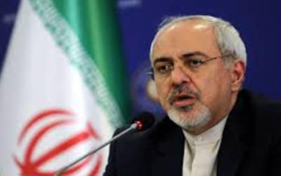 سلامتی کونسل کا اجلاس طلب کرنا امریکی غلطی ہے: ایرانی وزیر خارجہ