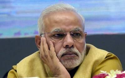بھارت میں رواں برس معاشی ترقی کی شرح کم رہنے کا امکان