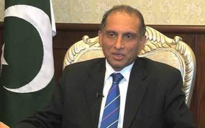 پاکستان ایک مضبوط ملک ،امریکہ ہم سے حساب کرنا چاہتا ہے تو خوشی سے کرے،وہ اب بھی ہمارا مقروض ہے :اعزاز چوہدری