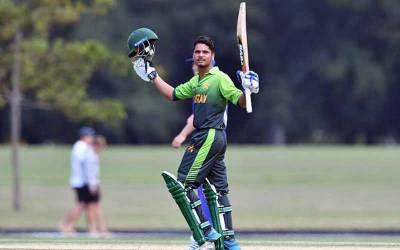 انڈر 19 ورلڈ کپ کے پہلے وارم اپ میچ میں پاکستان کی فتح