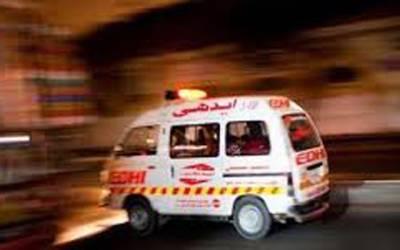 پی پی 20ضمنی الیکشن ،پولنگ پر مامور الیکشن کمیشن کے عملے کی گاڑی کو واپسی پر حادثہ، 9افراد زخمی