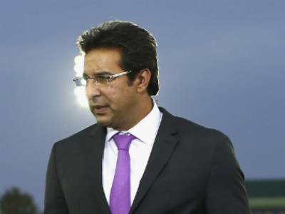 زینب ہم تم سے معذرت چاہتے ہیں،ہم سب شرمندہ ہیں:وسیم اکرم