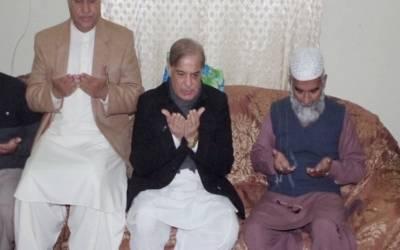 وزیراعلیٰ پنجاب کی مقتولہ زینب کے گھر آمد، والدین سے اظہار تعزیت