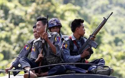 میانمار کے فوجی سربراہ نے مسلمانوں کے قتل کا اعتراف کرلیا