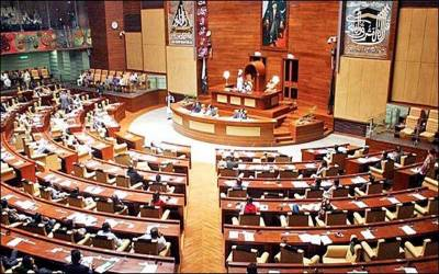 زینب کے قتل کے خلاف مذمتی قرارداد سندھ اسمبلی میں جمع