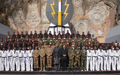 ملک میں امن و امان کا قیام ،کارگل سے لیکر سوات تک پاک فوج کی محنت رنگ لے آئی ہے: شاہد خاقان عباسی