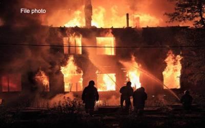 مکہ مکرمہ میں گھر میں آتشزدگی کے باعث 5 افراد جاں بحق اور 5 زخمی