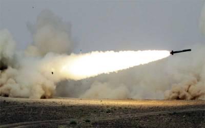 سعودی فوج نے یمن سے داغے جانے والا بیلسٹک میزائل تباہ کر کے حملہ ناکام بنا دیا