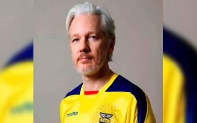 ایکواڈور نے وکی لیکس کے بانی جولیان اسانج کو شہریت دے دی