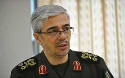 امریکا کی ایران دشمنی ختم ہونے والی نہیں:جنرل محمد حسین باقری