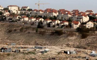 اسرائیل کی مقبوضہ فلسطینی علاقوں میں نئی یہودی بستیوں کی تعمیر کی منظوری
