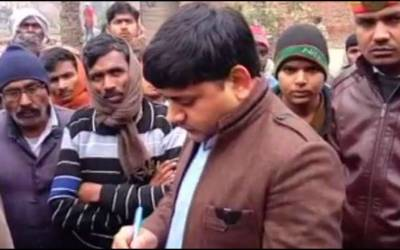 بھارتی ریاست اترپردیش میں مضرصحت کھانا کھانے سے9 افراد ہلاک