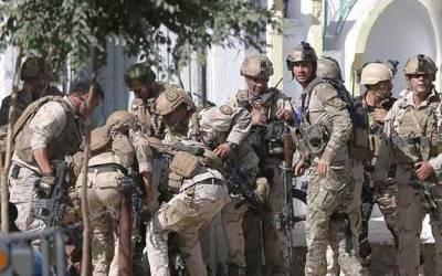 افغان صوبے ننگر ہار میں 3 طالبان کمانڈر سمیت 32 جنگجو ہلاک