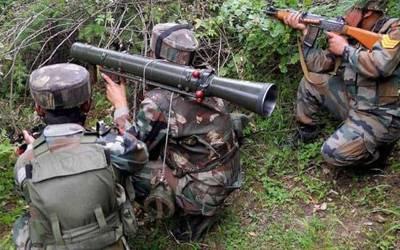 ایل او سی پر بھارتی فوج کی بلا اشتعال فائرنگ، خاتون شہید