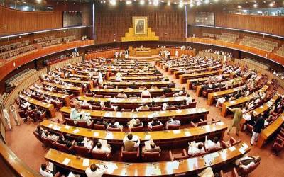 عدالتوں کا دائرہ کار فاٹا تک بڑھانے کا بل قومی اسمبلی سے منظور، آج پاکستان کی تکمیل ہوئی ہے: شاہ جی گل آفریدی