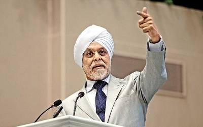 ہندوستان کے سابق چیف جسٹس جگدیش سنگھ نے ''مودی کی جمہوریت پسندی '' کا پردہ چاک کر دیا ،بھارتی وزیر اعظم کے چہرے کا نقاب ہی نوچ ڈالا