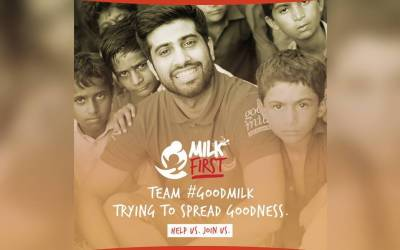 پاکستانی بچوں میں غذائی قلت دور کرنے کیلئے 'ملک فرسٹ'پروگرام شروع ،شرکت کا موقع، اندرون سندھ سے آغاز کردیا