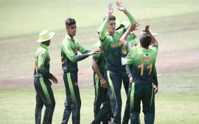 انڈر 19 ورلڈکپ، پاکستان نے سری لنکا کو شکست دیکر کوارٹر فائنل کیلئے کوالیفائی کر لیا