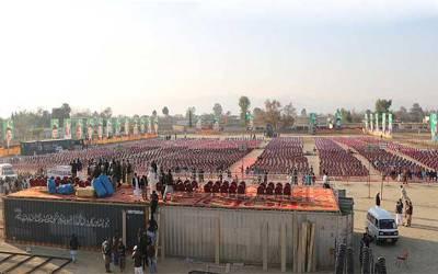 مسلم لیگ ( ن) آج ہری پور میں سیاسی قوت کا مظاہرہ کرے گی