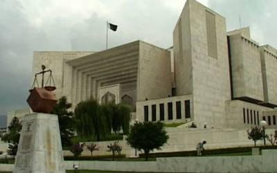 انتخابی اصلاحات ایکٹ کیس،سیاسی رہنماﺅں کی احاطہ عدالت میں میڈیا ٹاک پر پابندی عائد