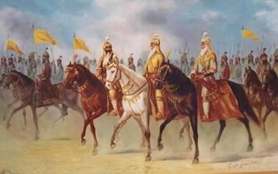 جب سکھ حکمران رنجیت سنگھ کا پوری سکھ آبادی کے واحد فرمانروا بننے کا خواب شرمندہ تعبیر نہ ہوسکا ،اسکی راہ میں کونسی طاقت حائل تھی کہ جس نے اسے جمنااور سندھ پر بری نگاہ اٹھانے کی جرات نہ ہونے دی؟ ایسا تاریخی انکشاف جو رنجیت سنگھ کی بے بسی کو ظاہر کرتا ہے