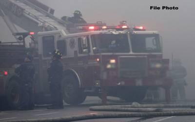 چین، 5 منزلہ عمارت میں آتشزدگی کے باعث 4 افراد ہلاک ، 3 زخمی