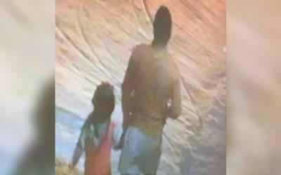 امی ابو سے ملاقات کے بہانے ملزم زینب کو ساتھ لے کر گیا