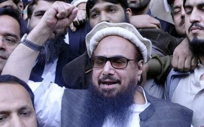 اقوام متحدہ کے سیکیورٹی وفد کی پاکستان آمد ،لاہور ہائی کورٹ نے حکومت کو حافظ سعید کی ممکنہ گرفتاری سے روک دیا