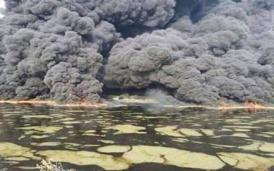 عراق میں تیل کے کنویں جلنے سے زہریلی دھاتیں ماحول کا حصہ بن گئیں