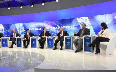 سی پیک منصوبے علاقائی تجارت اور کئی ملکوں کو منسلک کرنے کا باعث بنے گا: شاہد خاقان عباسی