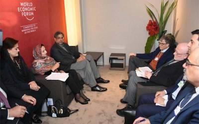 بل گیٹس کی انسداد پولیو سے متعلق پاکستان کی کوششوں کی تعریف