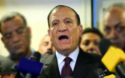 الیکشن میں حصہ لینے پرمصر کے سابق فوجی سربراہ جنرل سامی عنان گرفتار