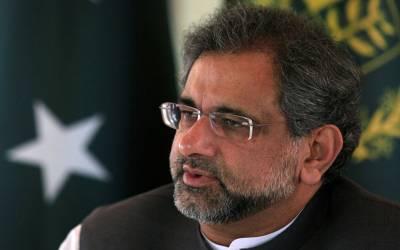 ٹیلی نار نے 1لاکھ 30ہزار پاکستانیوں کو روزگار دیا ، پاکستان میں سرمایہ کاری پر کمپنی کا شکریہ ادا کرتے ہیں : شاہد خاقان عباسی