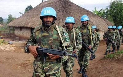 کانگو میں شدت پسندوں کاحملہ، امن مشن میں تعینات پاکستانی جوان شہید