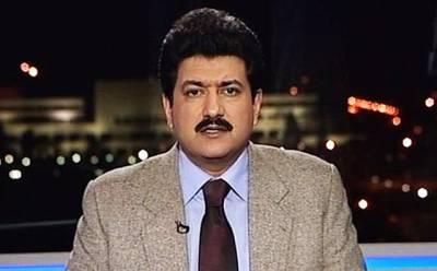 """""""میں نہیں چاہتا کہ ڈاکٹر شاہد مسعود کو سزا ملے کیونکہ۔۔۔"""" حامد میر نے ایسی بات کہہ دی کہ تمام صحافی سوچ میں پڑ گئے، نیا مسئلہ پیدا ہو گیا"""