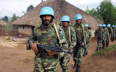 کانگومیں پاکستانی امن مشن کا اہلکارباغیوں کے حملے میں شہید' آئی ایس پی آر