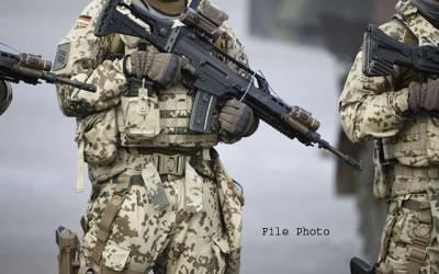 جرمن فوج میں جنسی ہراساں کیے جانے کے واقعات میں 80 فیصد اضافہ