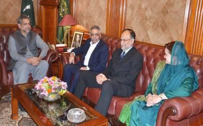 کراچی میں امن قیام ہونے سے ترقیاتی سرگرمیوں میں اضافہ ہوا ہے: گورنر سندھ