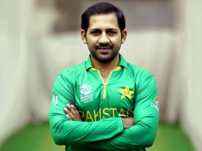 'حسن علی سے جھگڑا 'کپتان سرفراز احمد بھی میدان میں آگئے ،واضح بات بتا دی