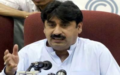 ضیا اللہ آفریدی نااہلی کیس، الیکشن کمیشن نے فیصلہ محفوظ کر لیا