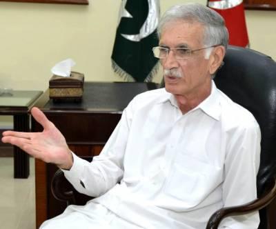 ایک دو واقعات کی وجہ سے پولیس پر تنقید نہیں کرنی چاہیے: پرویز خٹک