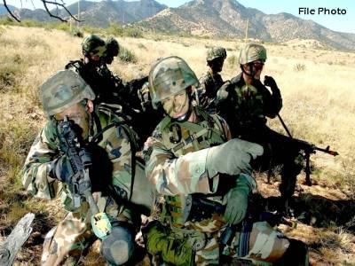 امریکہ کا ایک ہزار کمانڈوزافغانستان بھیجنے کا فیصلہ