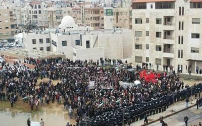اردن میں 6 ماہ کی بندش کے بعد اسرائیلی سفارت خانہ دوبارہ کھل گیا