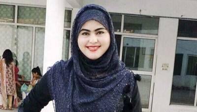 عاصمہ قتل کیس ، کے پی پولیس نے مقدمے میں نامزد ملزم مجاہد کی گرفتاری کے لئے انٹرپول کو خط لکھ دیا گیا