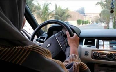 خواتین ڈرائیورز درآمد کرنے کا کوئی ارادہ نہیں: سعودی اتھارٹی