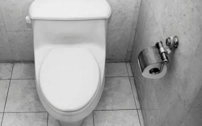 'ہمارے گھر کے ٹوائلٹ میں ہمیشہ سے ایک چھری پڑی ہوتی تھی جسے ہم کموڈ میں پھنسا فضلہ صاف کرنے کے لئے استعمال کرتے ہیں، ایک دفعہ اپنی بیگم سے ذکر کیا تو اسے ...'