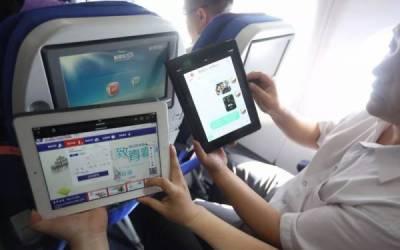 ہوائی جہاز میں انٹرنیٹ تو آپ نے اکثر استعمال کیا ہوگا، لیکن کیا آپ کو معلوم ہے یہ ہوائی جہاز میں چلتا کیسے ہے؟ جانئے وہ بات جو آپ کو معلوم نہیں
